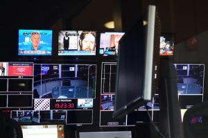 News Through TV